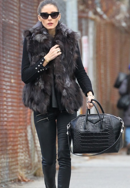 Drink Tea Eat Vogue Style Inspiration Olivia Palermo