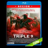 Triple 9 (2016) BRRip 720p Audio Ingles 5.1 Subtitulada