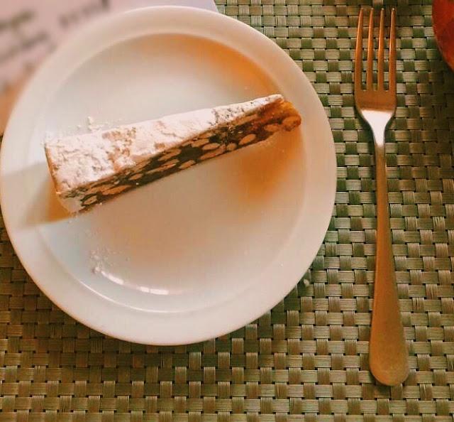 Panforte-Mandorlata
