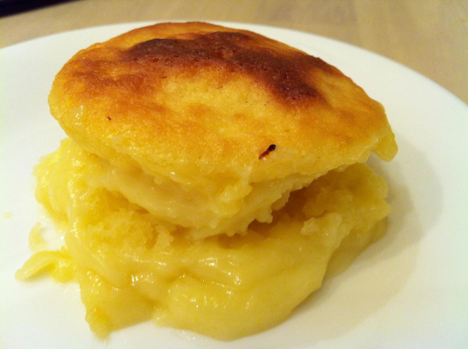 Recipe To Riches Lemon Pudding Cake