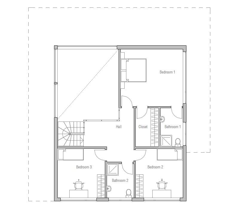 Simple house plans with garage. Simple house plans with garage   Home design and style