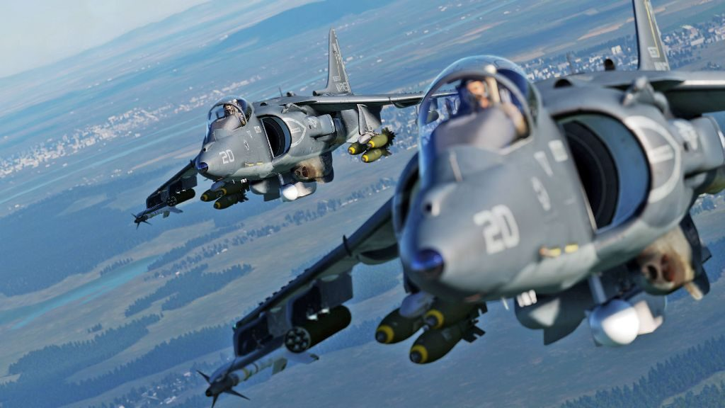 Συνετρίβη AV-8B των Αμερικανών Πεζοναυτών στο Djibouti