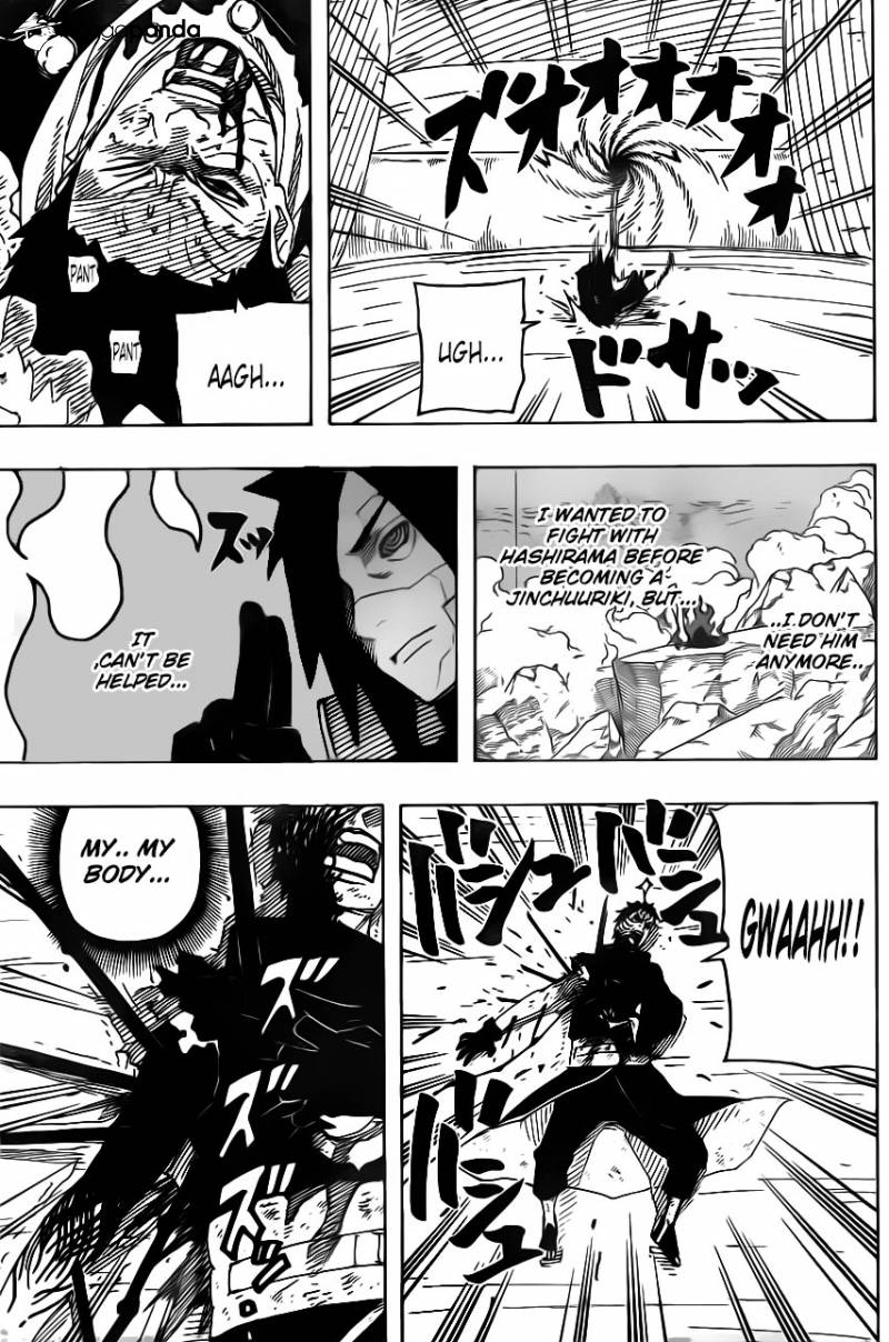 16, Naruto chapter 636   NarutoSub