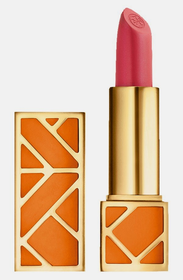 tory burch lip color saucy nordstrom gift with purchase
