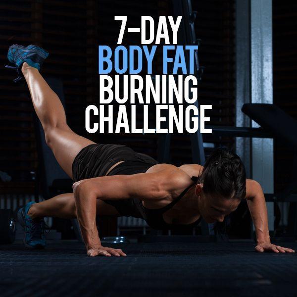 7-Day Fat Burning Challenge