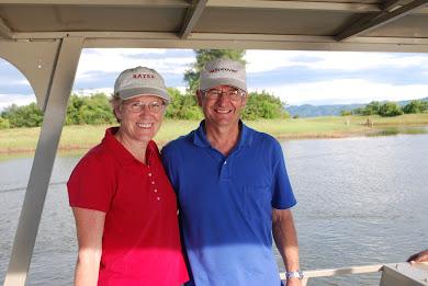 Dave & Sue Wright