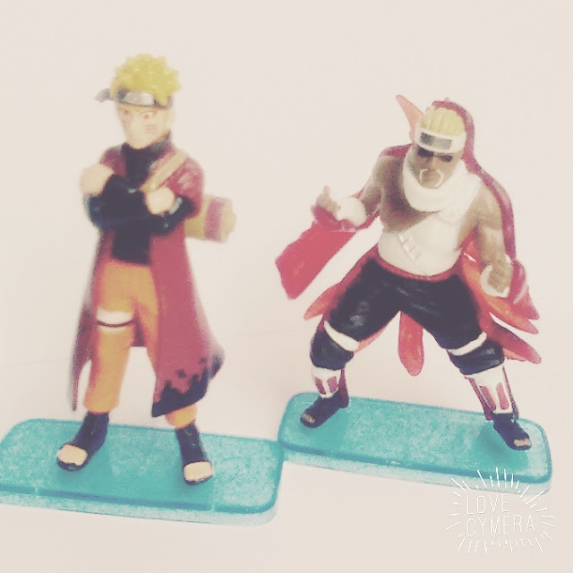 Jual Action Figure Naruto 4.20 Figure