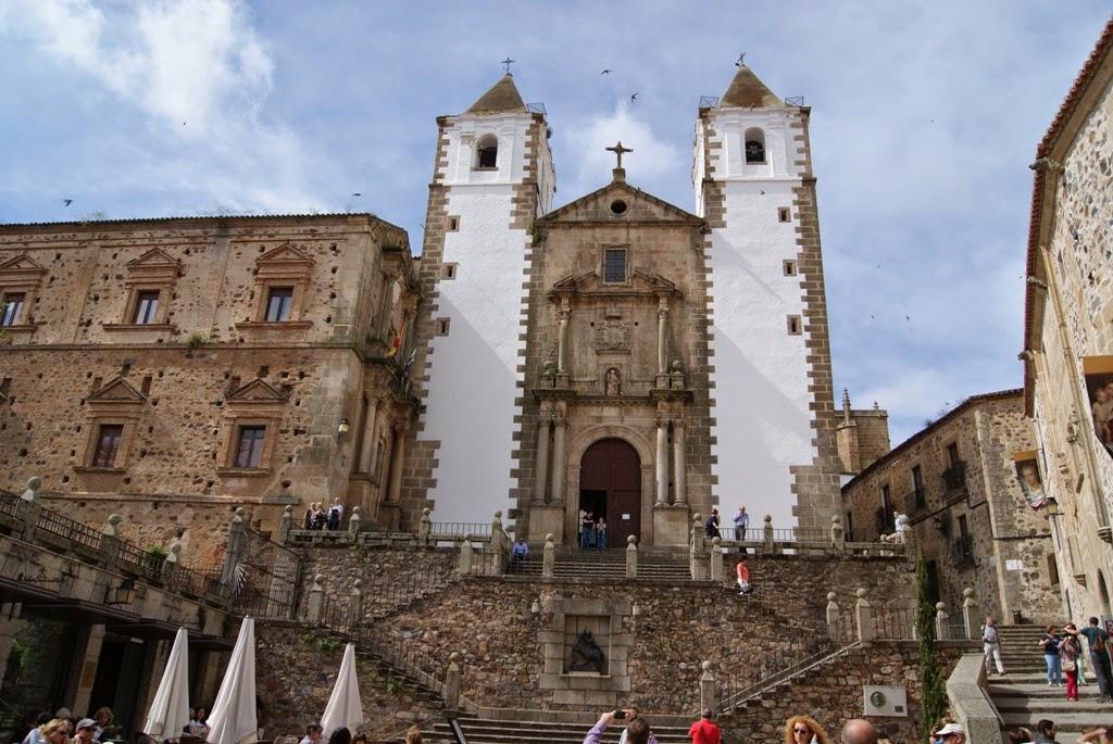 Cáceres Vieja