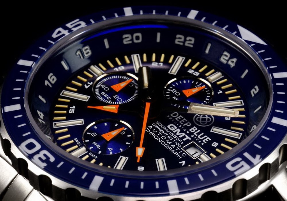 all best watches deep blue daynight t 100 auto chrono. Black Bedroom Furniture Sets. Home Design Ideas