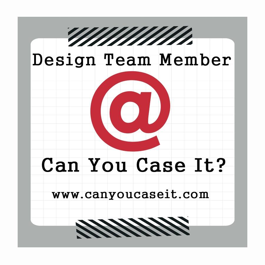 I'm a Design Team Member for...