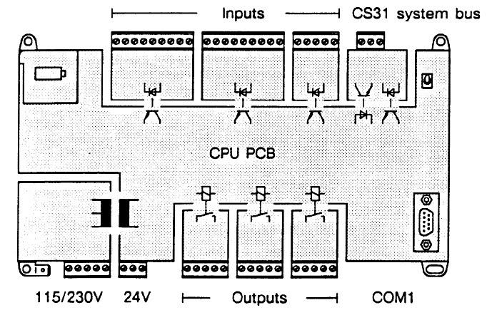 exemple de mise en  u0153uvre automate abb