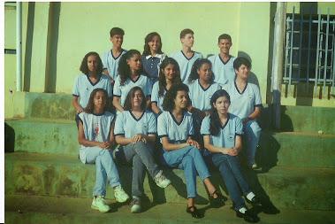turma: 01 formandos 1995