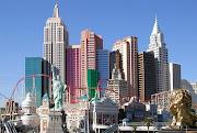Las Vegas, Hotel New York New York, 1997 (las vegas ny ny hotel)