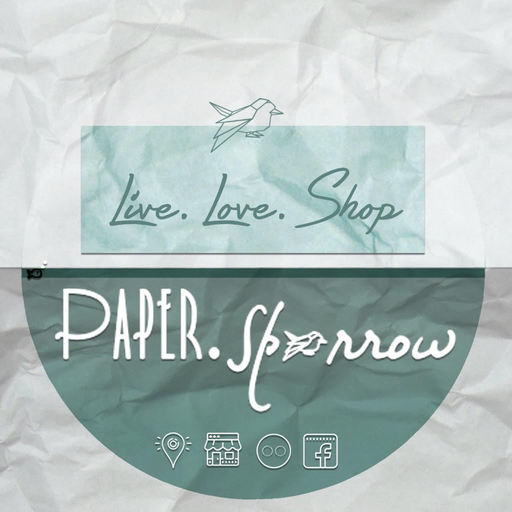 **Paper.Sparrow**