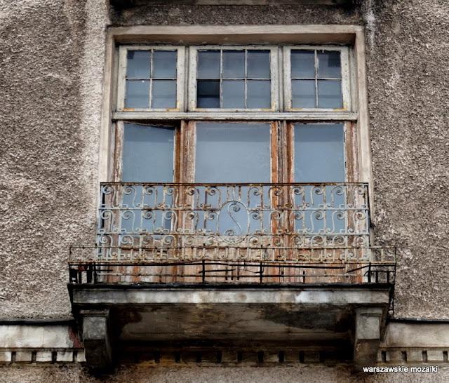 kamienica Sukertów warszawa śródmieście balkony stolica