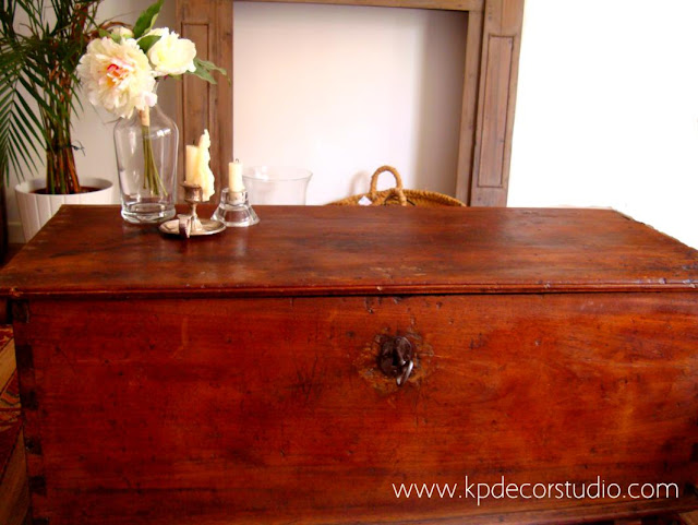 Comprar baúl de madera antiguo, arcones vintage, mesas de centro de salón. salones nórdicos en valencia