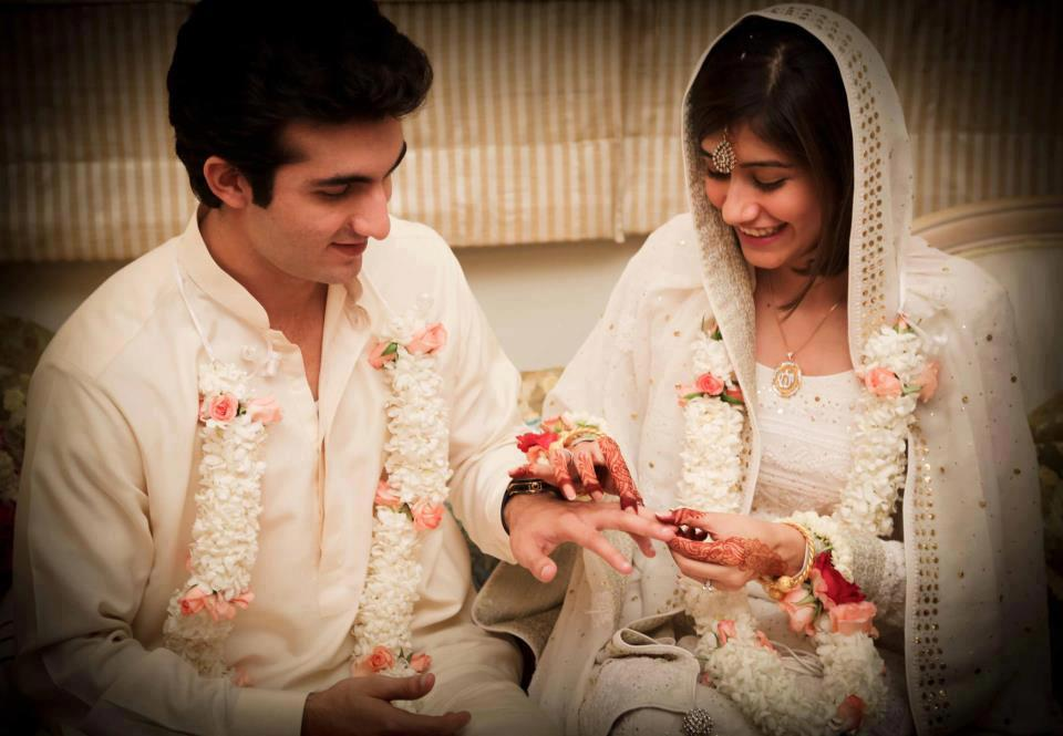Syra3 - Syra Yousuf and Shehroze Sabzwari Nikkah / Wedding Pictures