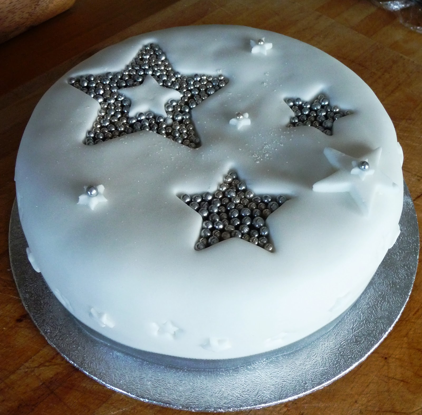 lancashire food quick and easy mincemeat christmas cake - Easy Christmas Cakes