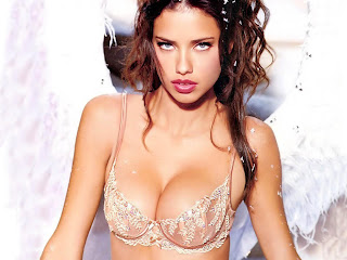 Adriana Lima looking incredibly beautiful
