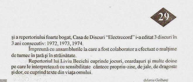 Liviu Becichi part.2