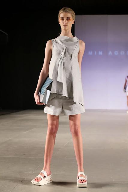 Min Agostini colección primavera verano 2014