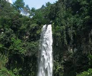Blang Kulam waterfall