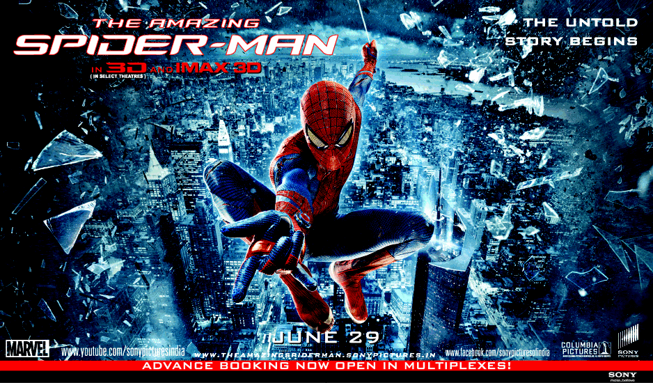 ... spider man hollywood movie hd wallpapers the amazing spider man