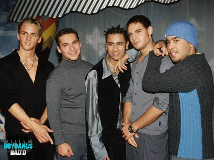 Find out more about Adel Tawil's firs band, The Boyz, on BoybandsRadio.com