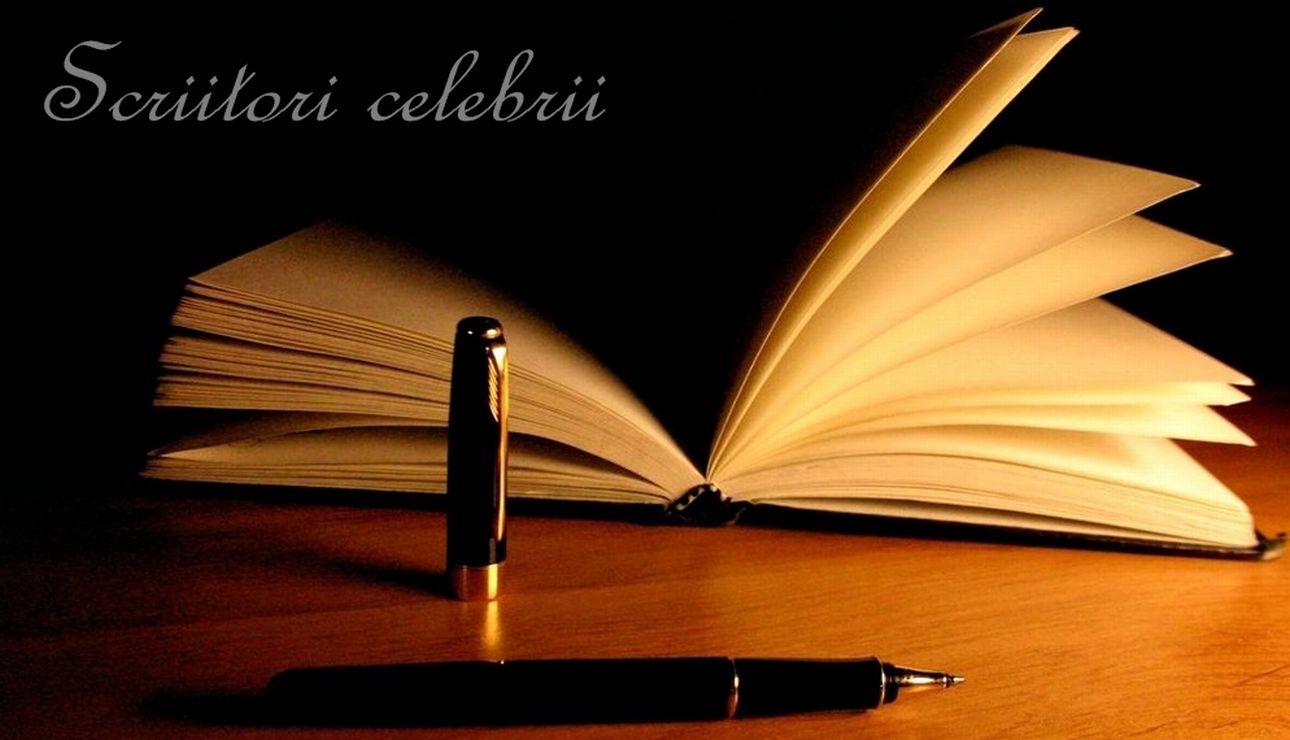 Scriitori celebrii