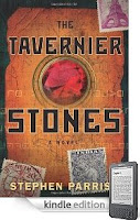 4.6 stars from 18 reviewers for our Kindle eBook of the Day:  Stephen Parrish's The Tavernier Stones, just $2.39 on Kindle, and all the laughs that were missing from The Lost Symbol! Here's a free sample!