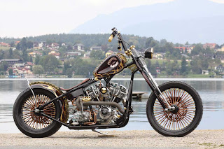 Kultcha Chopper Modification
