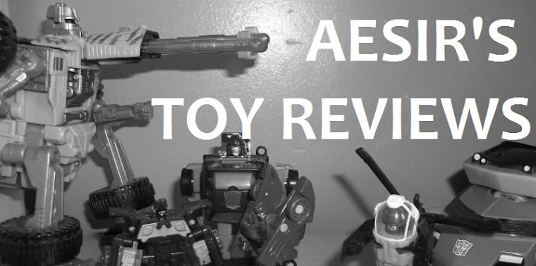 Aesir's Toy Reviews