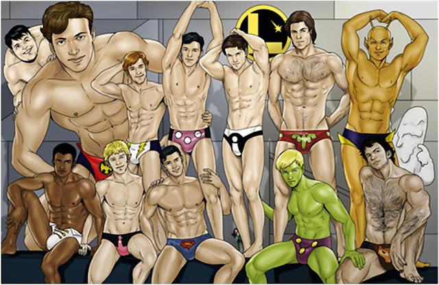 Super-Herois gays