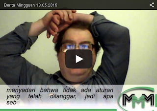 News Berita Mingguan MMM Mavrodi Indonesia Tanggal 18 Mei 2015