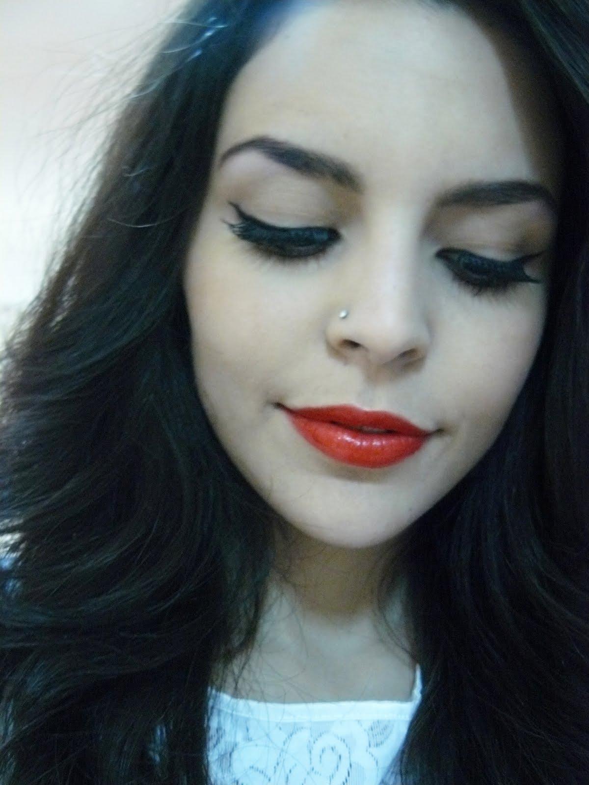 Azumakeup maquillaje pin up - Maquillage pin up ...