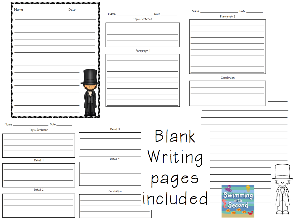 http://www.teacherspayteachers.com/Product/Researching-Lincoln-1112278