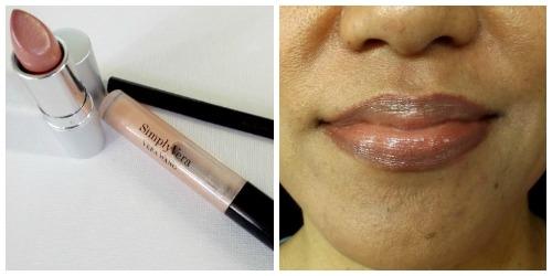Natural lip look