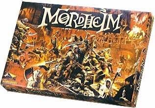 Caja de Mordheim