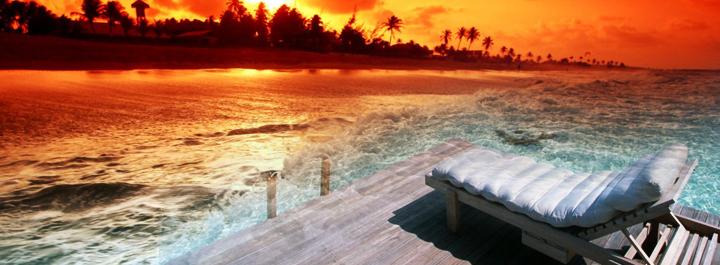 capa facebook praia