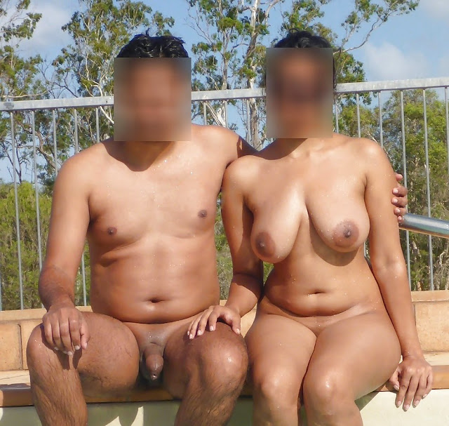 big boobs pics of nude housewife without saree outdoor