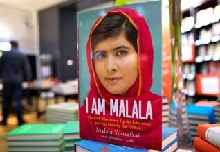 Pak Private Schools Call Malala Too Of West, Ban her Book
