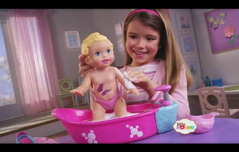 doll commercial