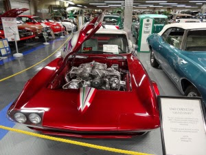 Corvette Grand Sport 1965, Automobile Museum Tallahassee