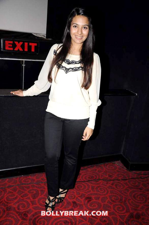 Bhavna Ruparel - First look launch of &#39;Chal Pichchur Banate Hain&#39;