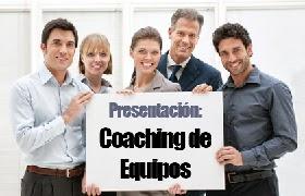 Presentación Coaching de Equipos