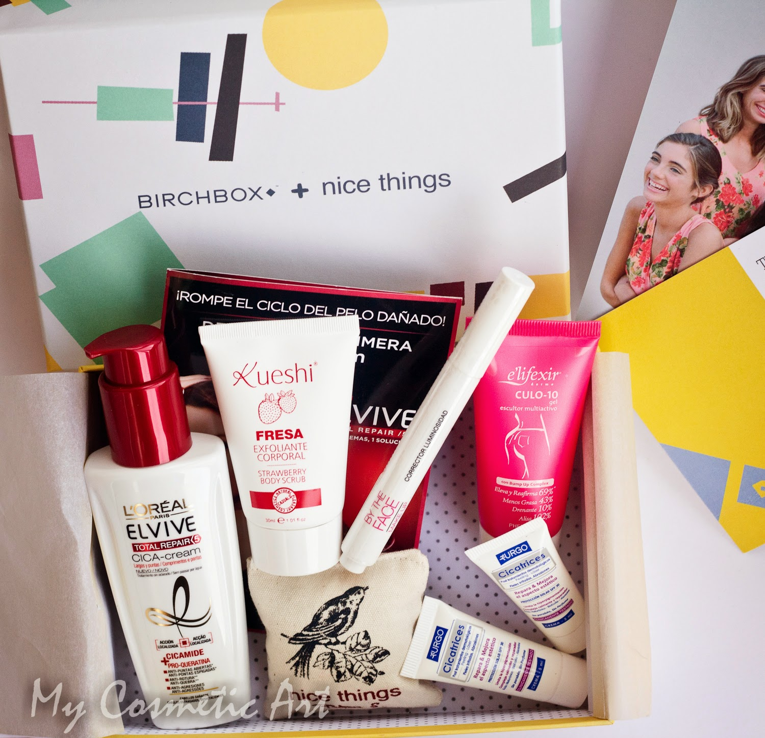 The Little Things, la Birchbox de Marzo de 2015