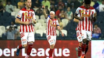 Mumbai City FC 4-1 Atletico de Kolkata
