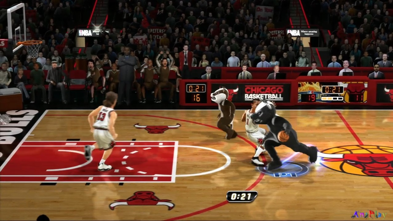 Nba Jam On Fire Edition Playstation Network Review