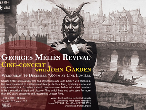 georges melies air John garden