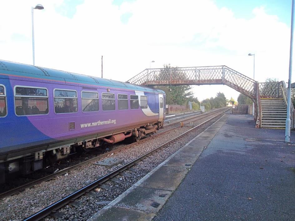Brigg railway station